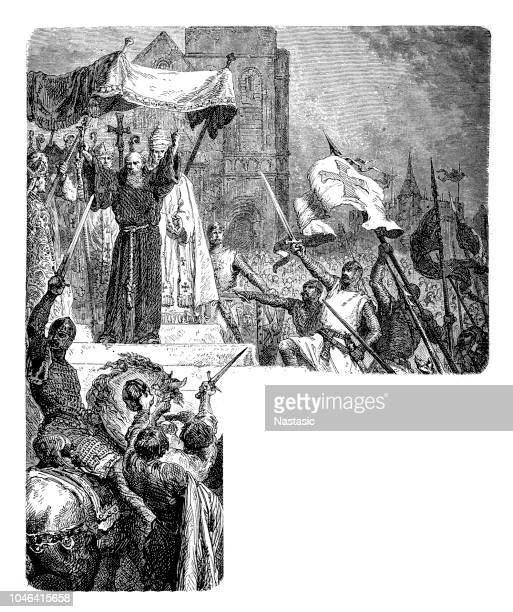 Bernard Clairvaux de pide una cruzada