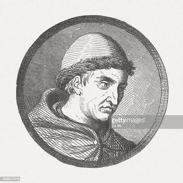 Berthold Schwarz, Franciscan monk (14th century), inventor of black powder