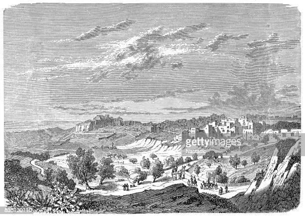 ilustrações, clipart, desenhos animados e ícones de bethlehem, israel - bíblia