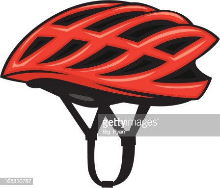 how to draw a bicycle helmet