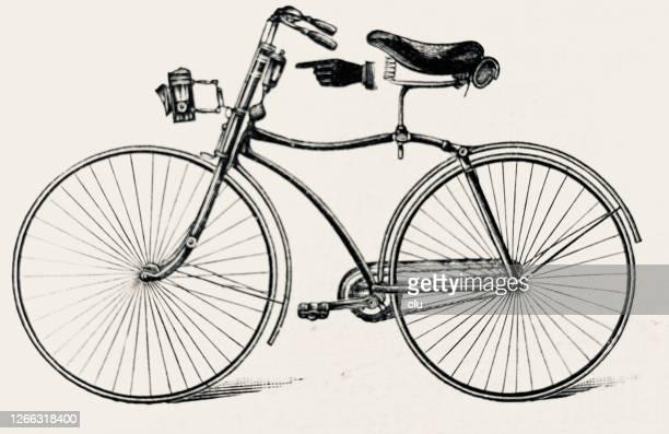 ilustraciones, imágenes clip art, dibujos animados e iconos de stock de bicicleta con suministro de aceite lubricante. si lubricas bien, conduces bien. - artículos domésticos