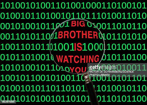 big brother - big brother orwellian concept stock illustrations, clip art, cartoons, & icons