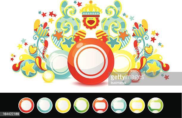 ilustraciones, imágenes clip art, dibujos animados e iconos de stock de bingo canción - bingo