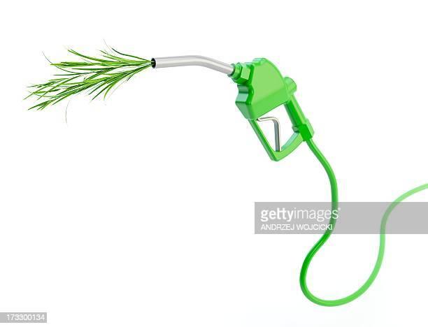 Biofuel, conceptual artwork