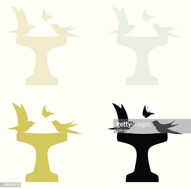 22 小鳥の餌台 Stock Illustrations Clip Art Cartoons Icons