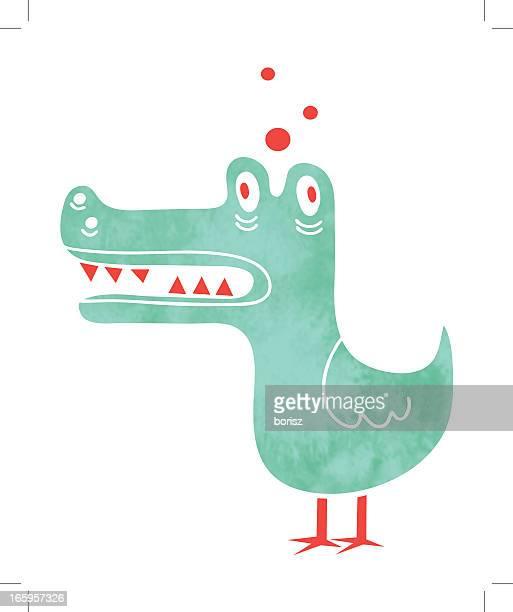 Bird Croc!!!