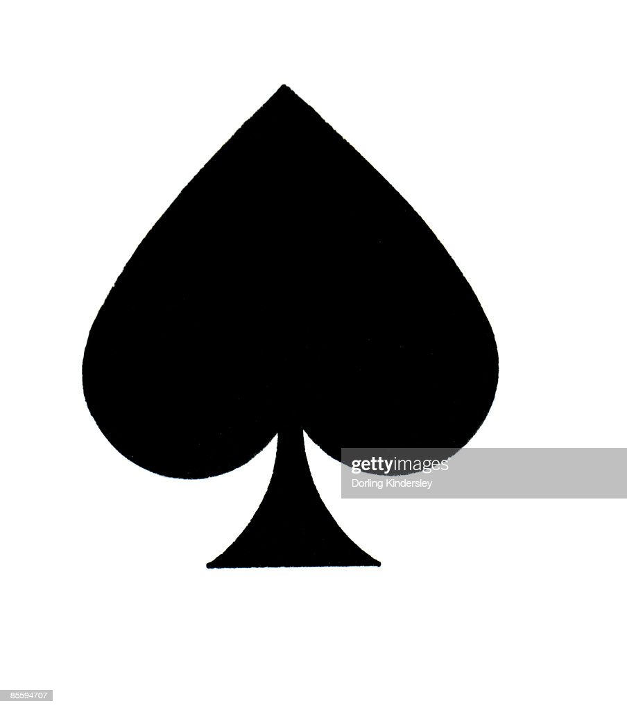 Black and white illustration of ace of spades stock illustration black and white illustration of ace of spades stock illustration biocorpaavc Choice Image