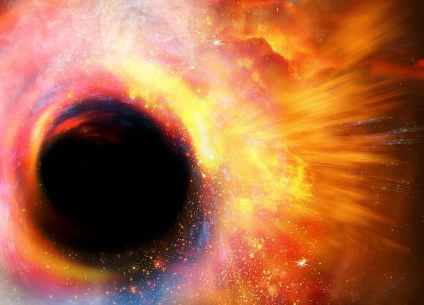 Black Hole Formation, Artwork Wall Art