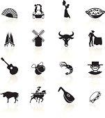 Black Symbols - Spain