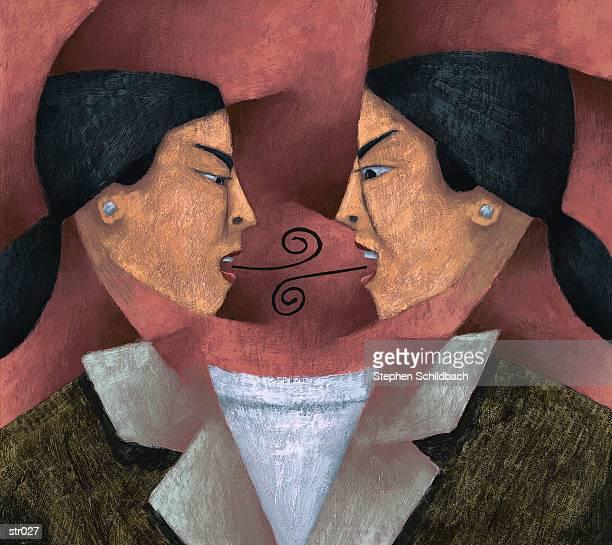ilustraciones, imágenes clip art, dibujos animados e iconos de stock de blaming oneself - asumir la responsabilidad