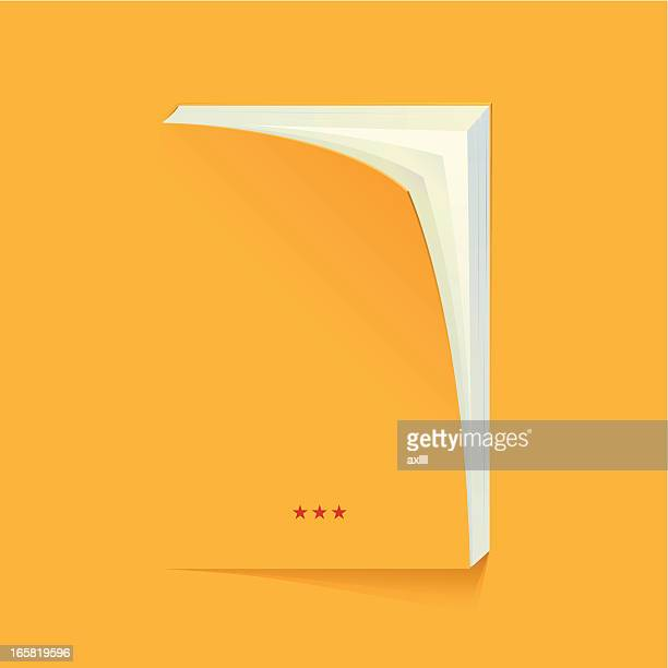 blank book - book stock illustrations