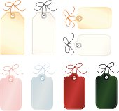 Blank Tags to Personalize