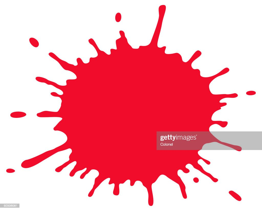 blood splatter stock illustrations and cartoons getty images rh gettyimages com cartoon blood splatter gif Blood Splatter Effect