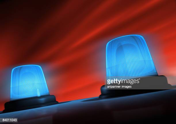 blue light / emergency - rettung stock-grafiken, -clipart, -cartoons und -symbole