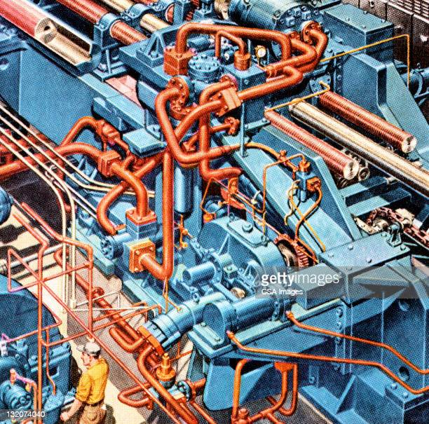 Blue Machinery