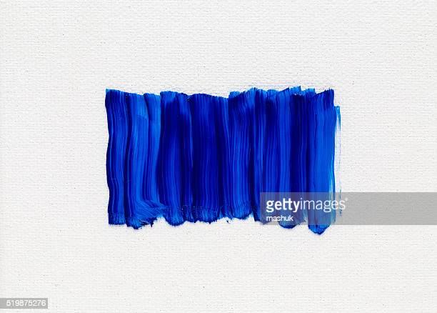 illustrazioni stock, clip art, cartoni animati e icone di tendenza di blu pittura a olio - pittore