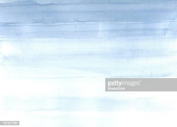ブルーウォーターカラー背景 - blue background gradient点のイラスト素材/クリップアート素材/マンガ素材/アイコン素材