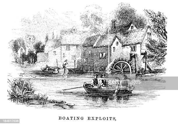 Boating exploits