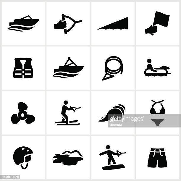 Boating Recreation Icons