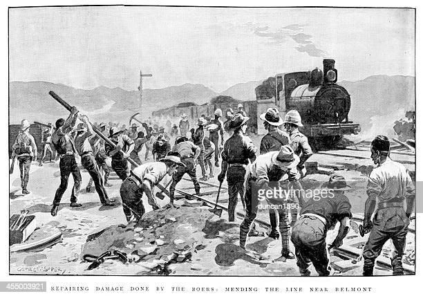 Boer War- Repair the line
