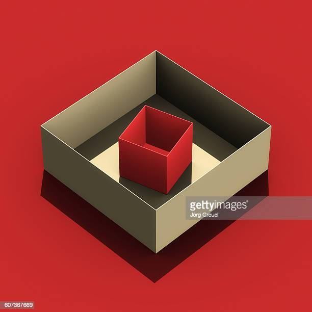 A box inside a larger one