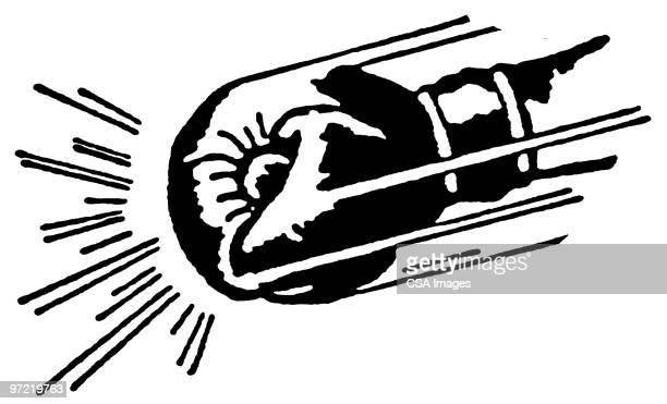 ilustrações de stock, clip art, desenhos animados e ícones de boxing - luva de boxe