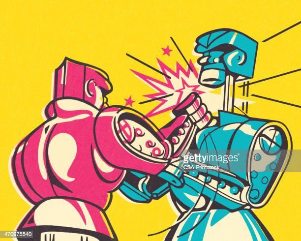 Boxing Robots