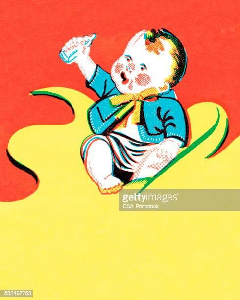boy - blanket stock illustrations, clip art, cartoons, & icons