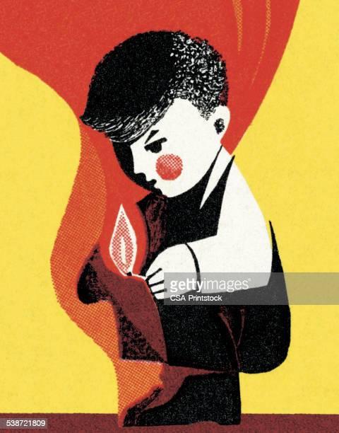 ilustraciones, imágenes clip art, dibujos animados e iconos de stock de niño jugando con partidos - maltrato infantil
