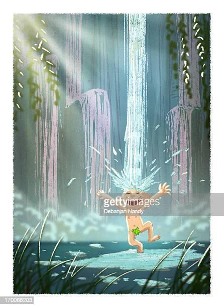 naked-boys-water-fall