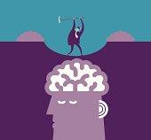 Brain Mining Concept