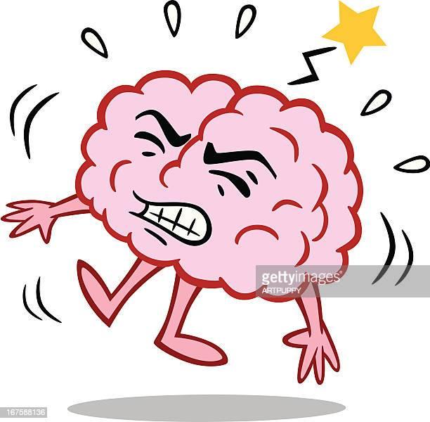 Brain With Stroke