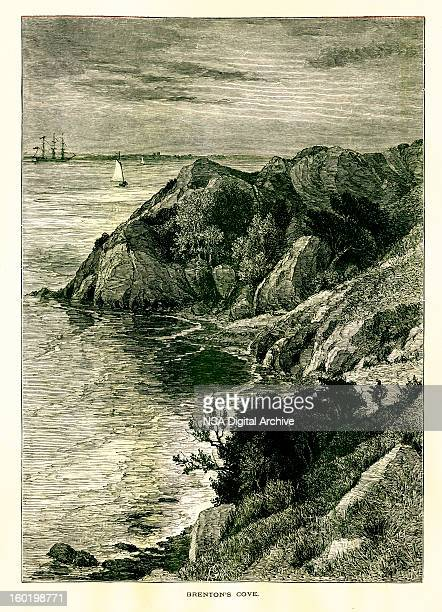 Brenton Cove, Newport, Rhode Island