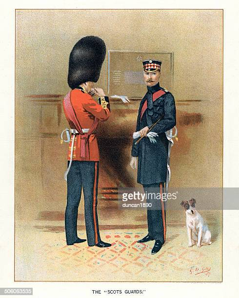 British Army - The Scots Guards