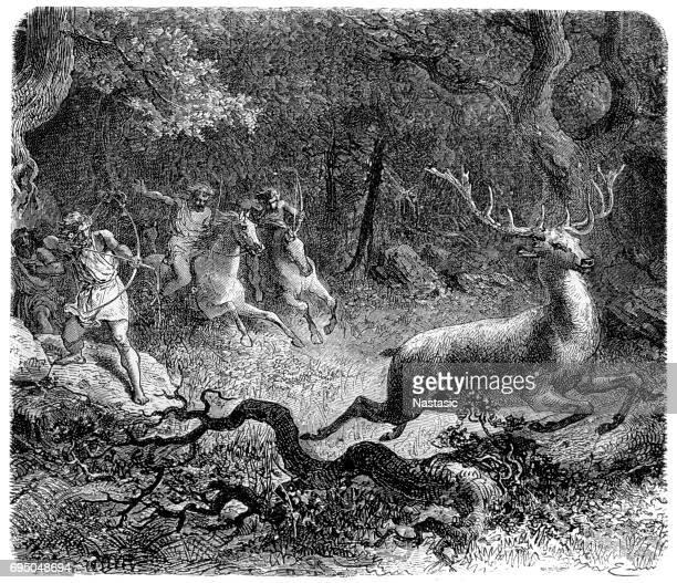 Bronze Age Hunt