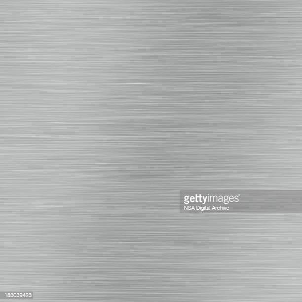 brushed metal background (high resolution image) - metal industry stock illustrations