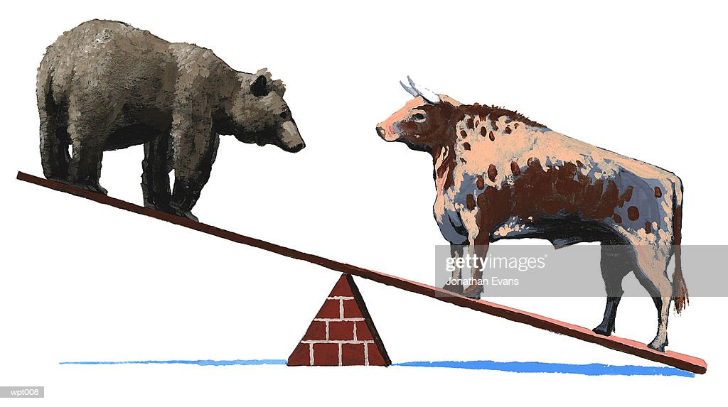 Bull Market : Stockillustraties