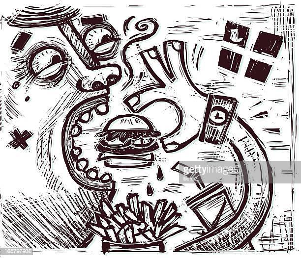 Burger Time!!