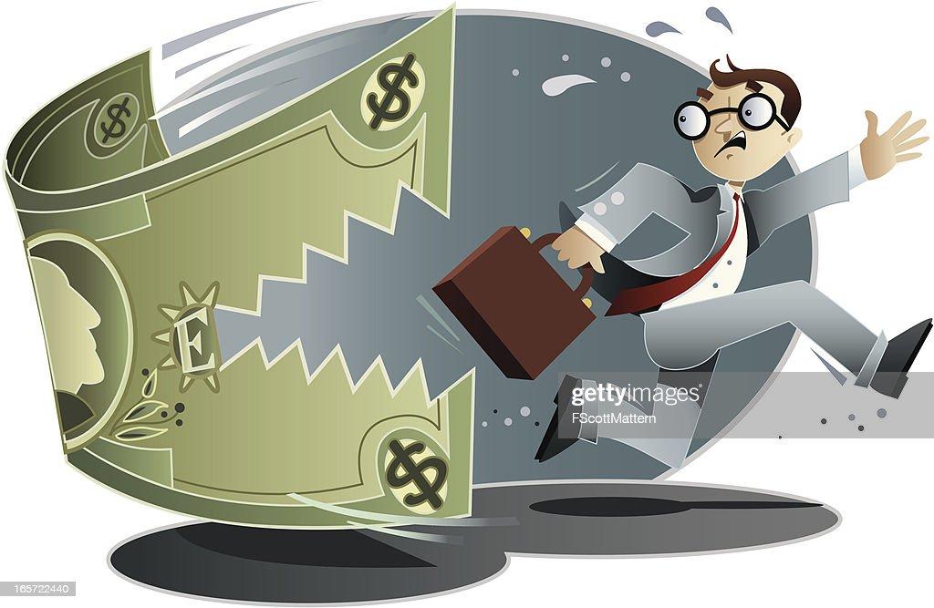 Business Bites : stock illustration