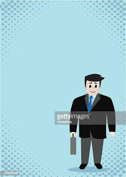business - front view stock illustrations