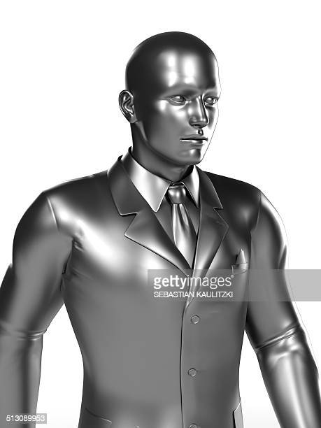 businessman, artwork - メタリック・ジャケット点のイラスト素材/クリップアート素材/マンガ素材/アイコン素材