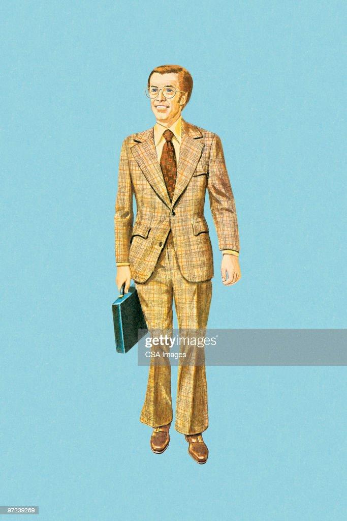 Businessman : stock illustration