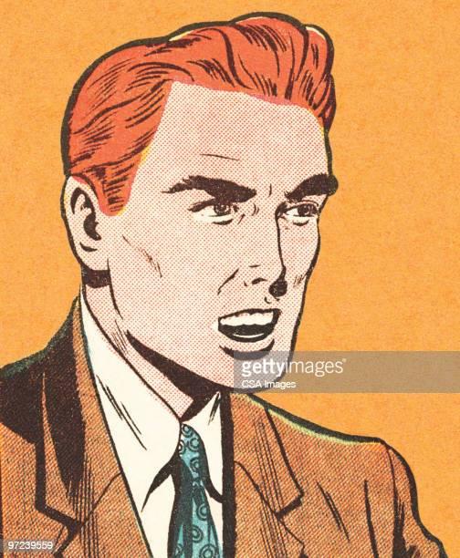 businessman - spleen stock illustrations