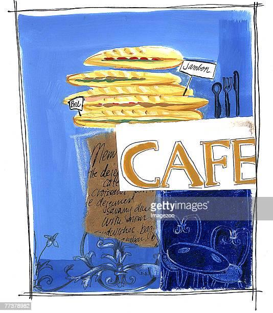 caf? panini