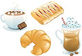 Cafe Food Icons