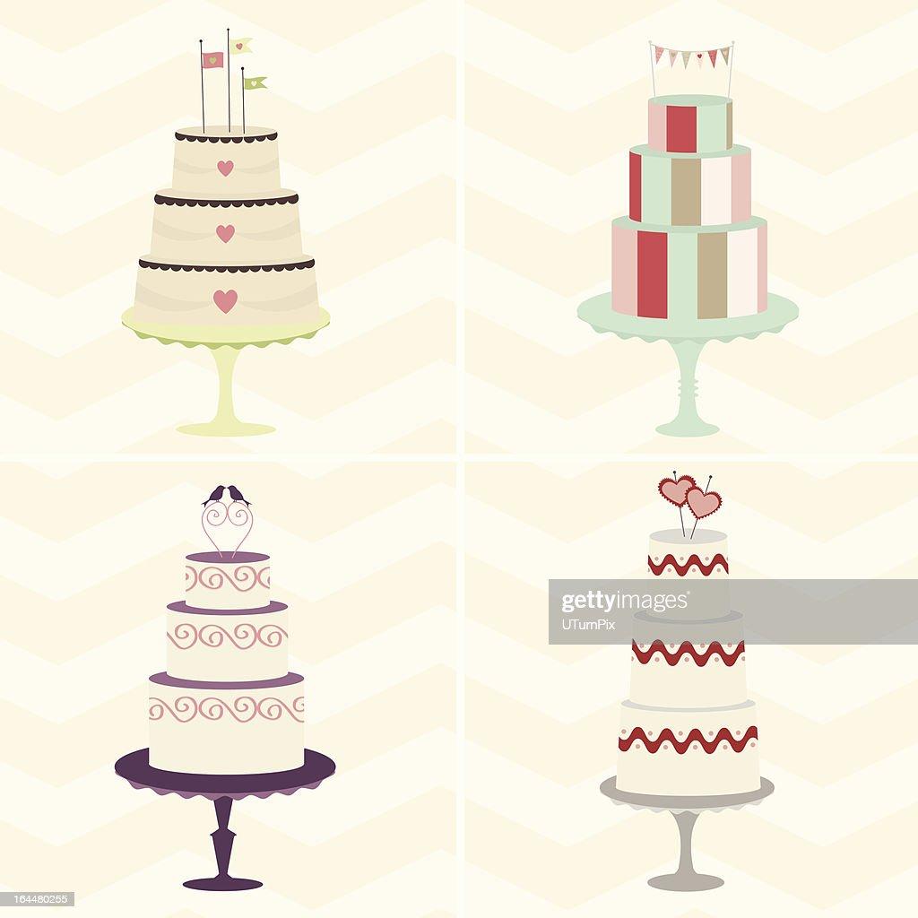Cake Quartet