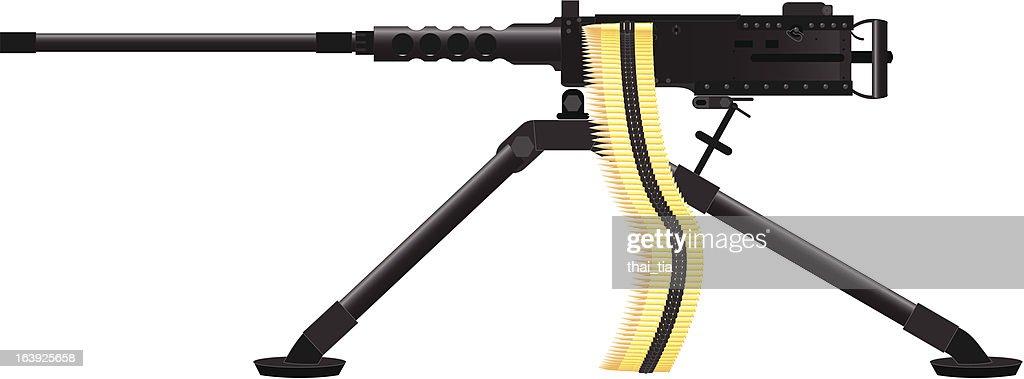 M2 (Ma Deuce) .50 Cal Machine Gun