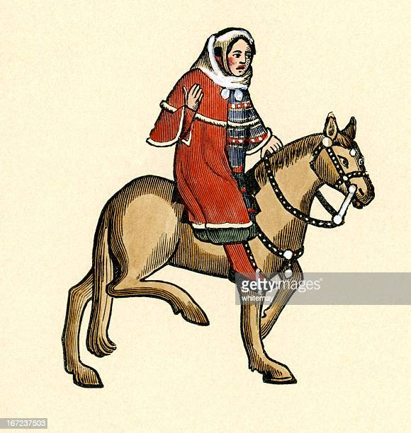 Canterbury Tales - The Sergeant-at-Law