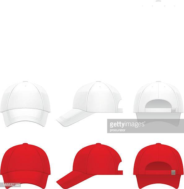 cap - cap hat stock illustrations, clip art, cartoons, & icons