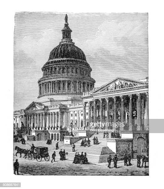 Capitol  around 1900